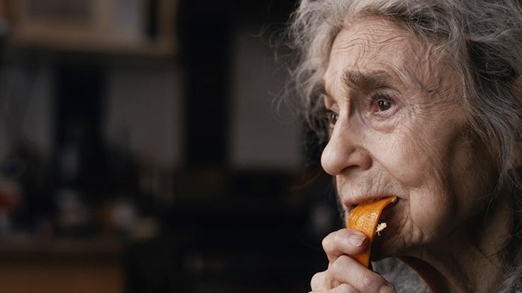 "Lynn Cohen in ""Ruth."""