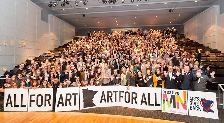 Arts Advocacy Day 2019 (pre-COVID)