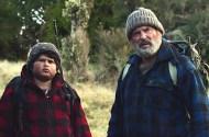 Sam Neill, right, and Julian Dennison
