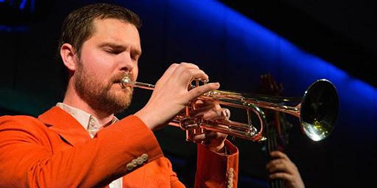 Trumpeter Jake Baldwin