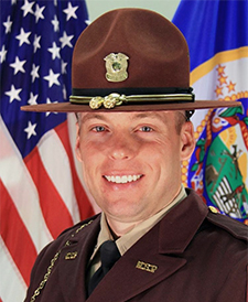 State Patrol Chief Col. Matt Langer