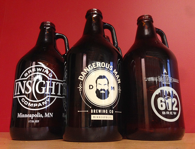 Individual bills in the Minnesota House have sought to let larger brewers continue to sell growlers — 64-oz. bottles — from taprooms.