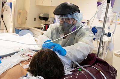 Registered Nurse Monica Escobar