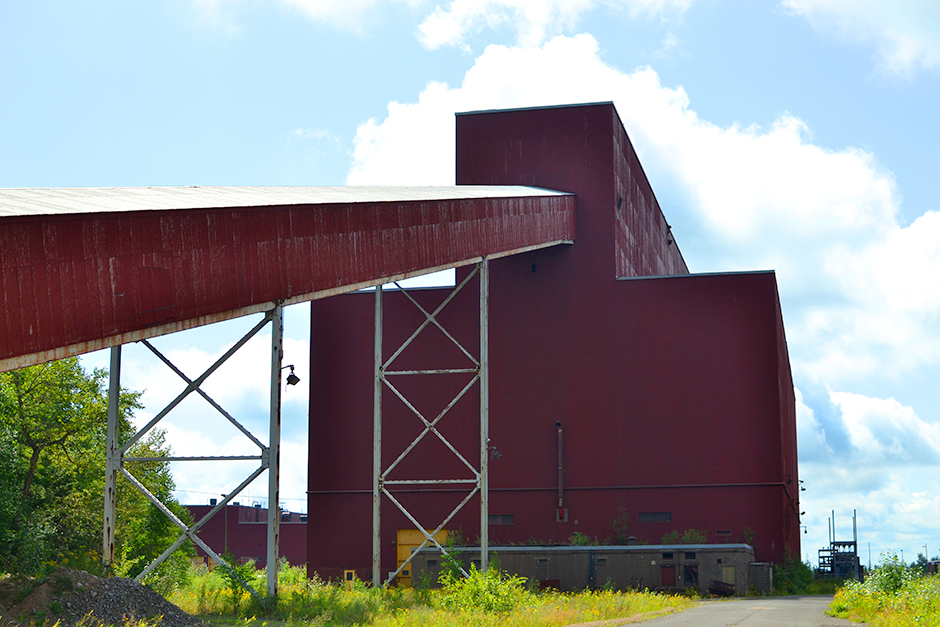 PolyMet Mine in Hoyt Lakes.