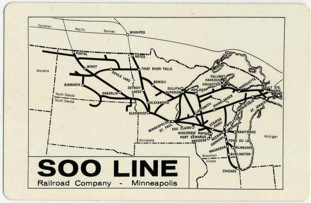 map of soo line rail routes