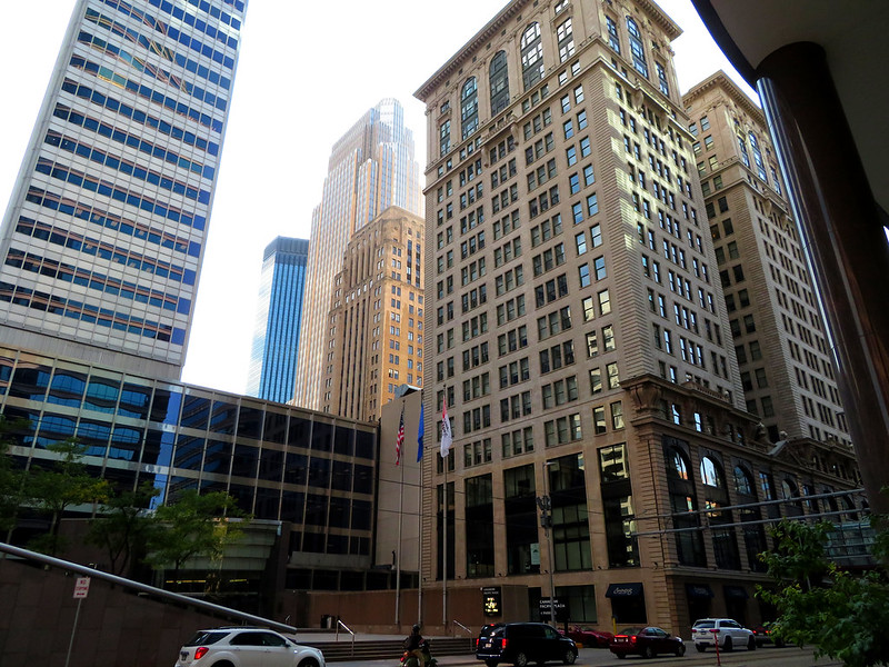 photo of soo line building in downtown minneapolis