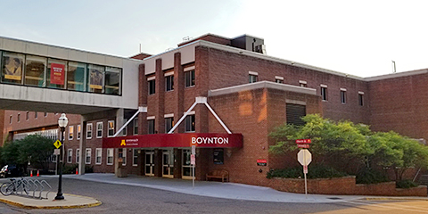 The Boynton Mental Health Clinic at the University of Minnesota began remote care at the start of the pandemic and continues to do so via telehealth.