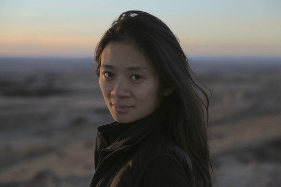 On Saturday, March 20, Chinese filmmaker Chloé Zhao, above, will talk with Sheryl Mousley for her Walker Dialogue.