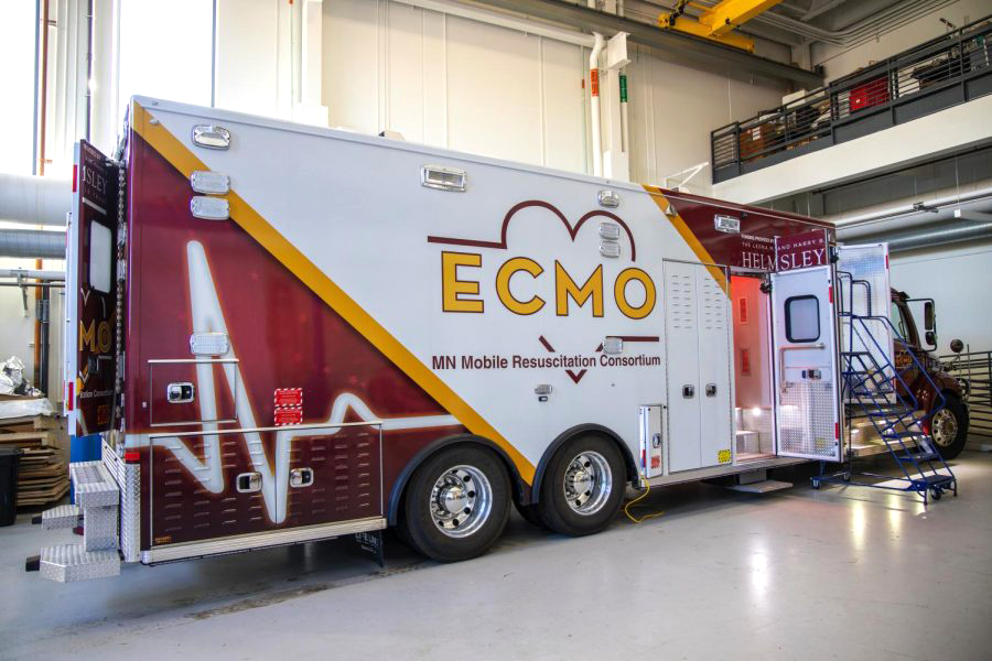 EMCO truck