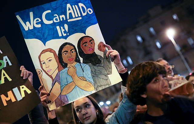 After four years of misogyny, we must stand up for women | MinnPost