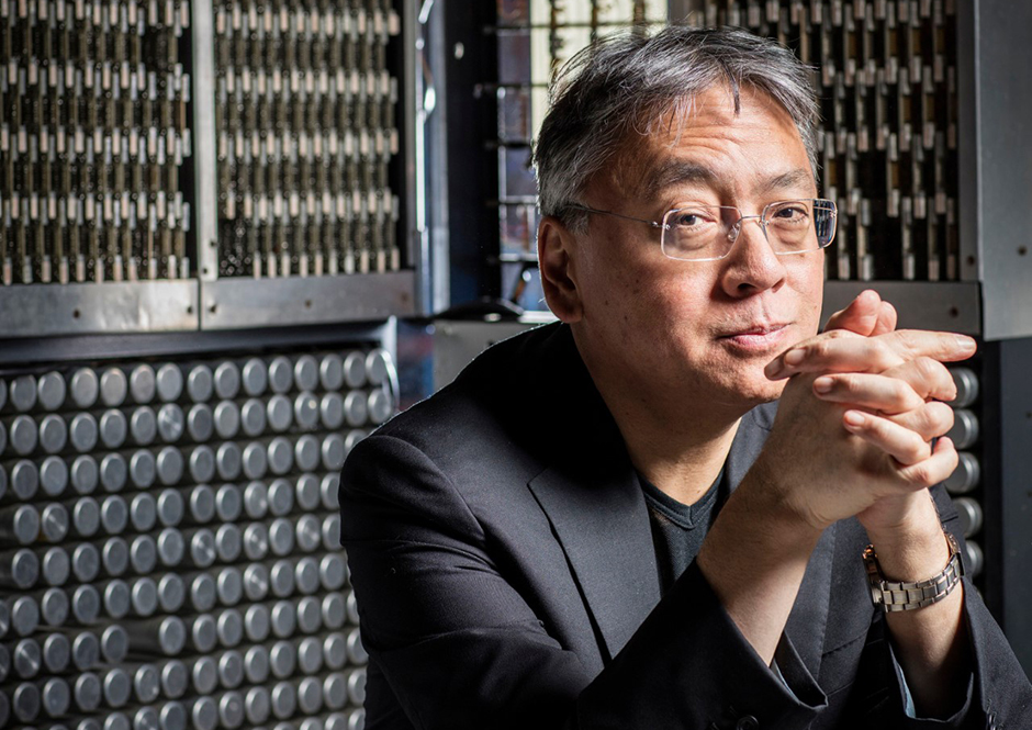 This year's Wordplay festival will feature author Kazuo Ishiguro.