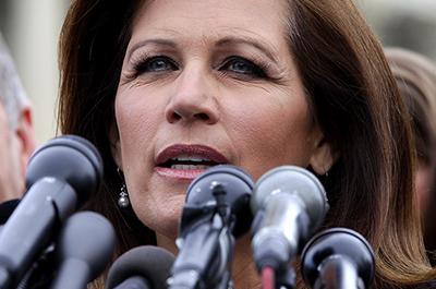 Former-Rep. Michele Bachmann