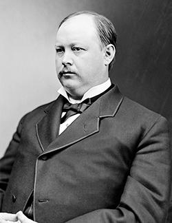Speaker Thomas B. Reed