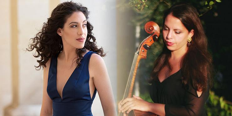Beatrice Rana and Ludovica Rana