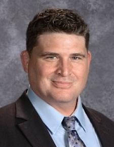 Superintendent Ben Barton