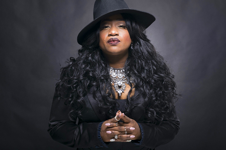 Crooners has tapped three-time Grammy winner Jamecia Bennett for two nights of concerts.