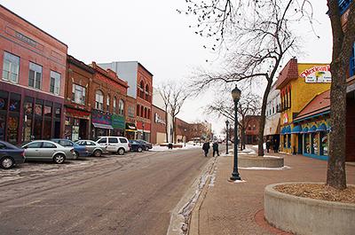 Downtown St. Cloud