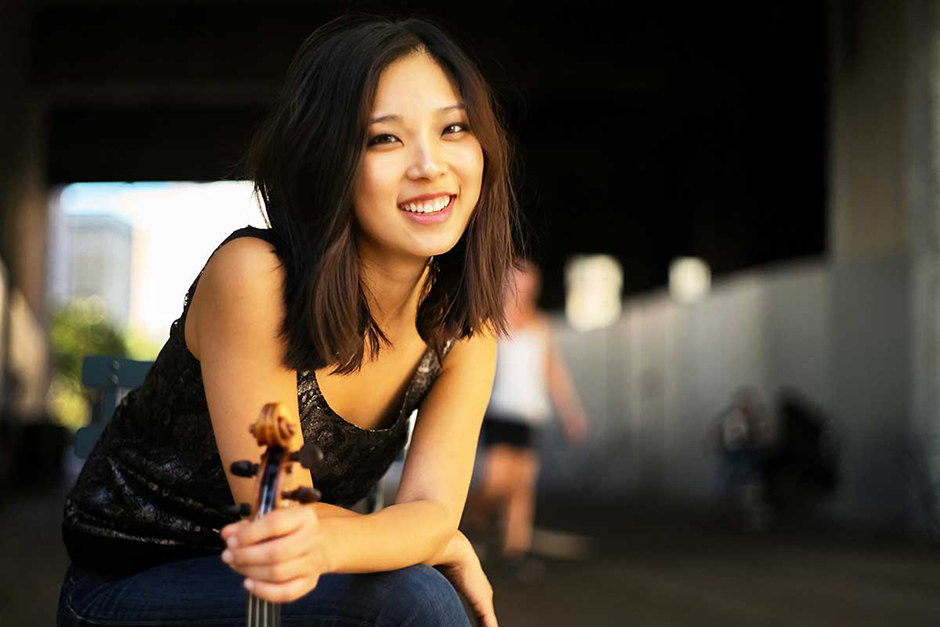 The Minnesota Beethoven Festival Season will feature violinist Grace Park on July 15.