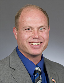 State Sen. Jason Rarick