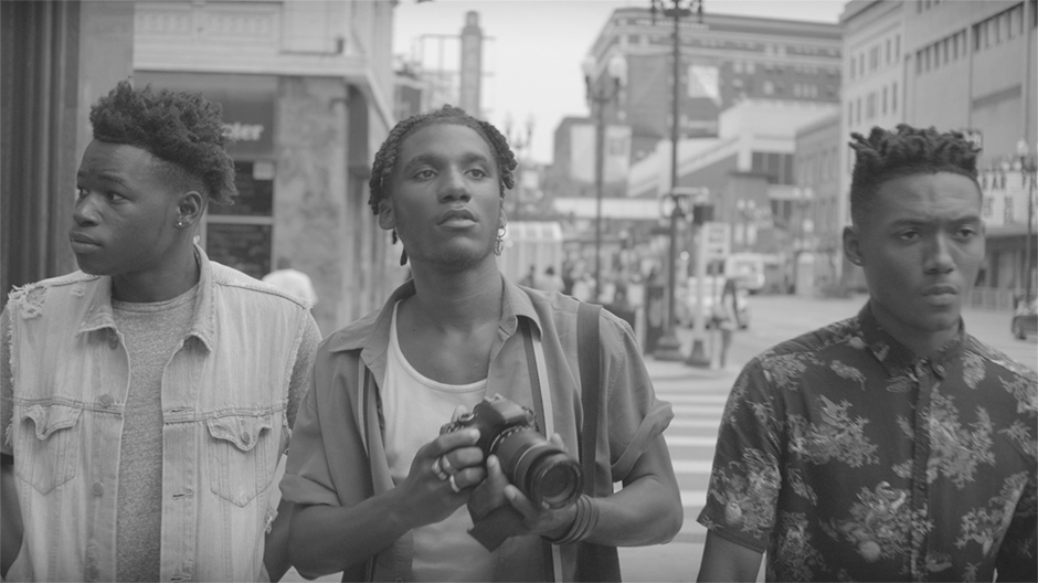 """A scene from E.G. Bailey's film """"KEON,"""" now streaming at the Minneapolis St. Paul International Film Festival."""
