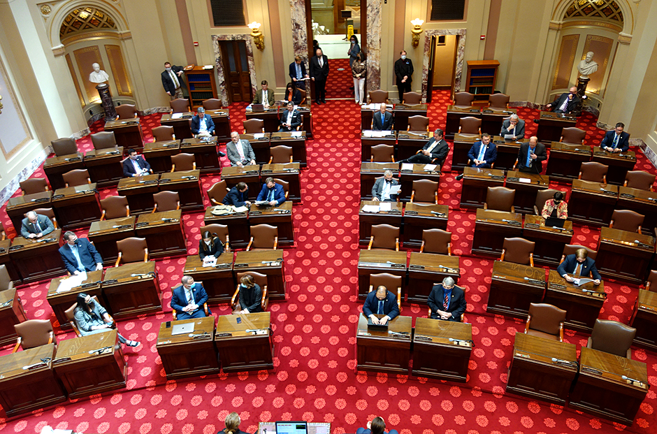 An early proposal from Republicans who control the state Senate argued that $1 billion of the ARP allocation should be spent on road and bridge projects, something not permitted under the federal law.