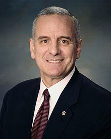 Former Gov. Mark Dayton
