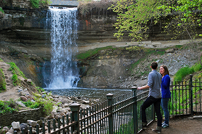 Minnehaha Falls, Minnehaha Park, Minneapolis