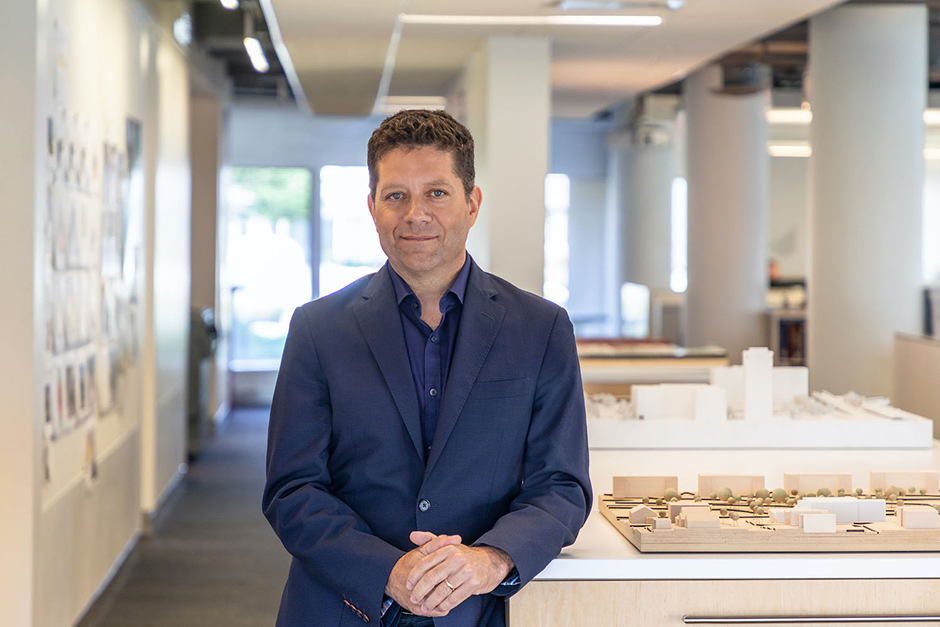 On Tuesday, Peter Cook, a design principal in HGA's Washington, D.C., office, was appointed by President Biden to serve on the U.S. Commission of Fine Arts
