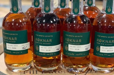 Each single barrel variety of aged rye from the study was released as Roknar 100% Rye, collectively known as the Seed Vault Series, in 2019 and 2020.