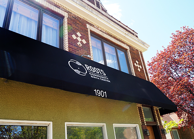 In 2015, Rebecca Polston opened Roots Community Birth Center, an independent, free-standing clinic in a cozy brick building on 44th Avenue N. in Minneapolis' Webber-Camden neighborhood.