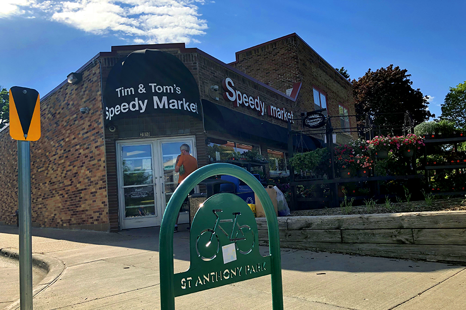 Tim and Tom's Speedy Market has evolved into an anchor for the close-knit St. Anthony Park neighborhood.