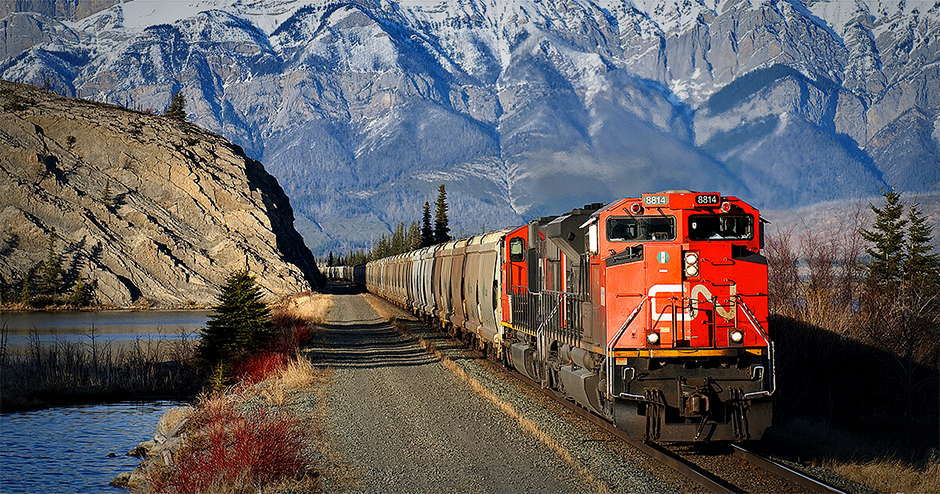 Kansas City Southern Railway dropped its earlier plan to merge with the Canadian Pacific Railway and instead accepted a higher bid from Canadian National.
