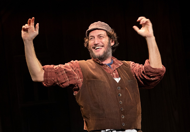 """An image from the touring production of """"Fiddler on the Roof."""""""