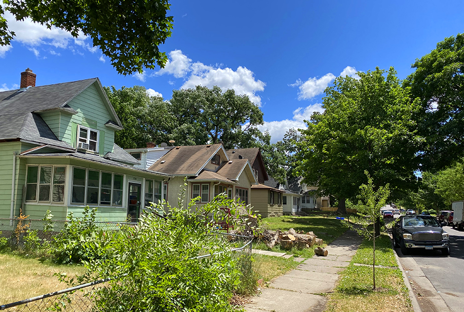 There are overlapping reasons for the rise in institutionally owned rentals in specific places like north Minneapolis' Folwell neighborhood.