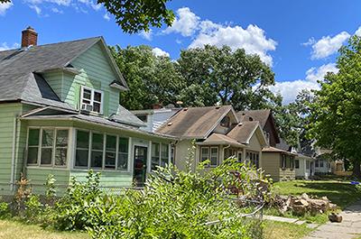 Minneapolis' Folwell neighborhood
