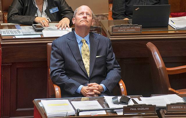 Senate Majority Paul Gazelka