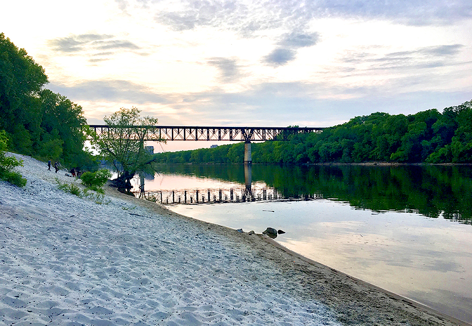 How safe is it to swim in the Mighty Mississippi in the Twin Cities anyway?