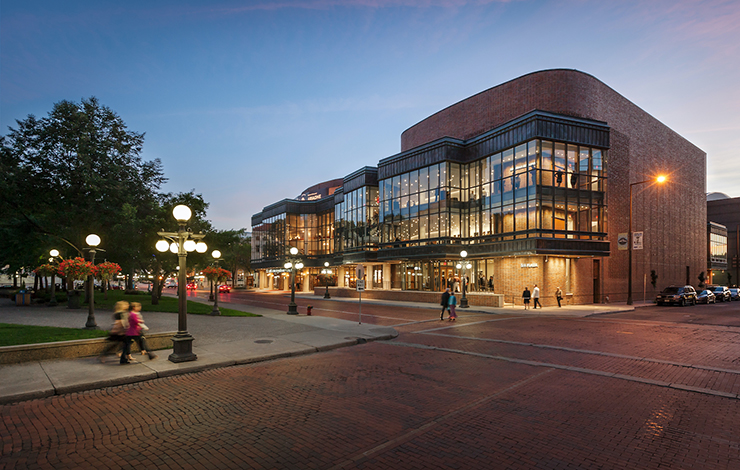 The Ordway will reopen in September, the Arts Partnership announced on Friday.
