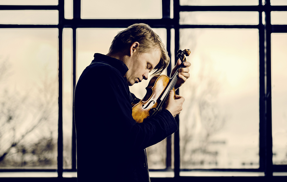 The SPCO will bring back violinist Pekka Kuusisto, who was furloughed in May 2020.