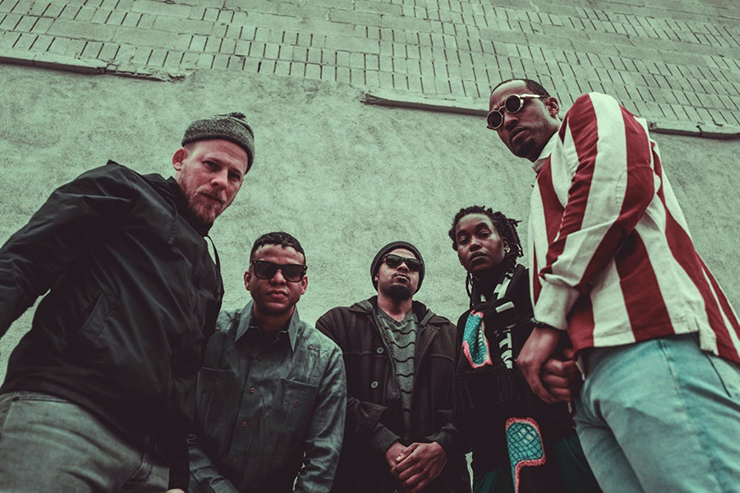 The free jazz collective Irreversible Entanglements have released two albums so far.