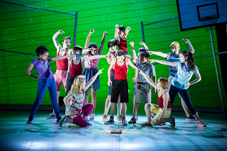 """The 2021-22 season will end with the return of """"Diary of a Wimpy Kid the Musical."""""""