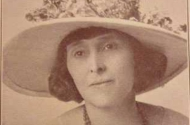 historical photo of nellie francis