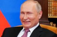 photo of vladimir putin
