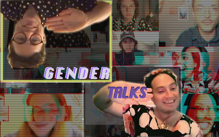 """""""GenderTalks"""" will be performed with a 100% trans and nonbinary cast and production team."""