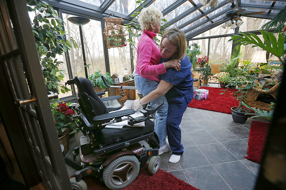 The work done by home care workers helps keep tens of thousands of Minnesota seniors and people with disabilities safely and happily in their homes.