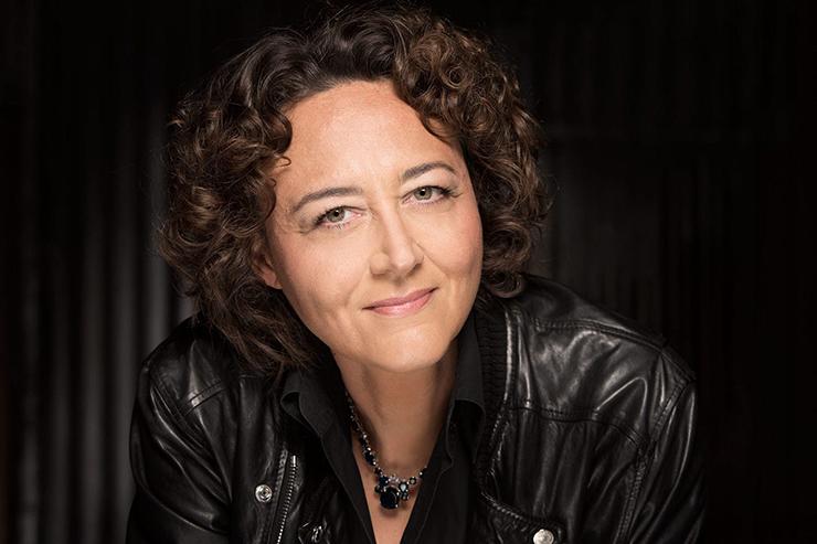 Conductor and contralto Nathalie Stutzmann