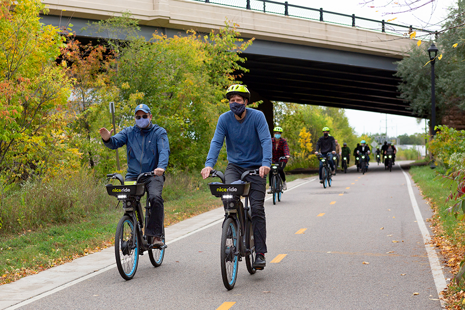 The City of Minneapolis' agreement with Nice Ride, which involves $3 million in federal transportation funds, ends on August 1.
