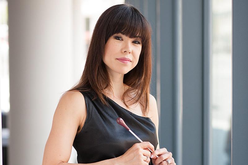 Principal Conductor of Life at Orchestra Hall Sarah Hicks