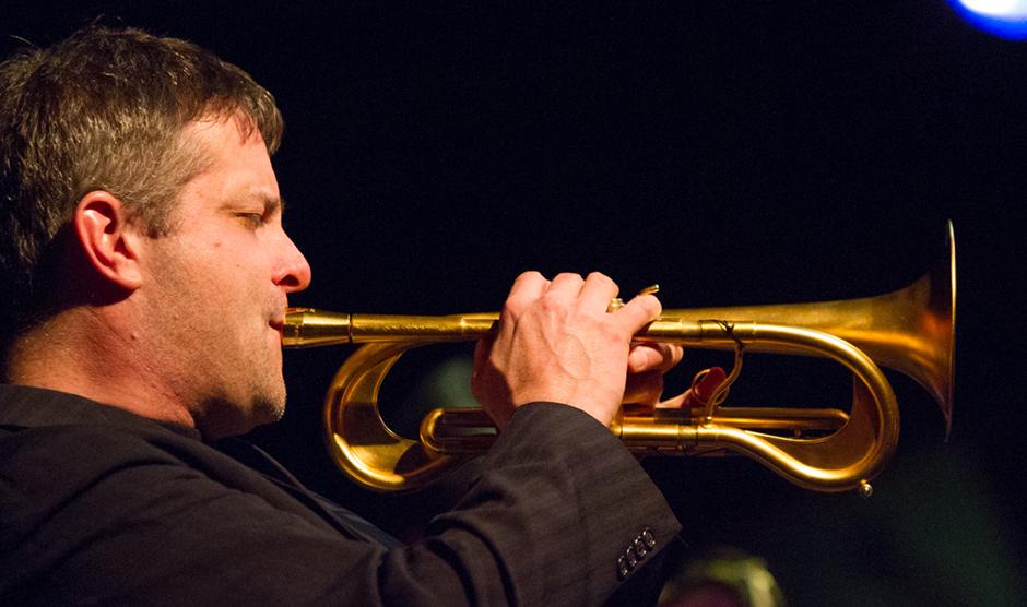 Bandleader, performer, booker and producer Steve Kenny.