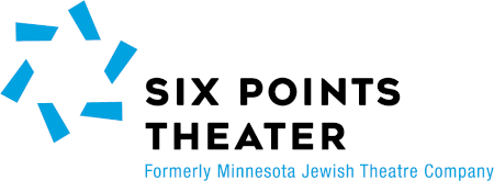 six points theater logo